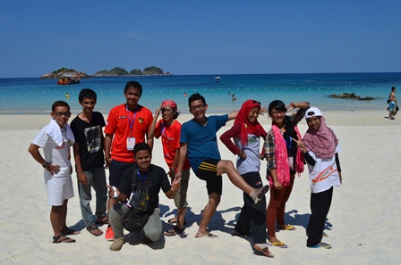 Teman-teman dari Indonesia
