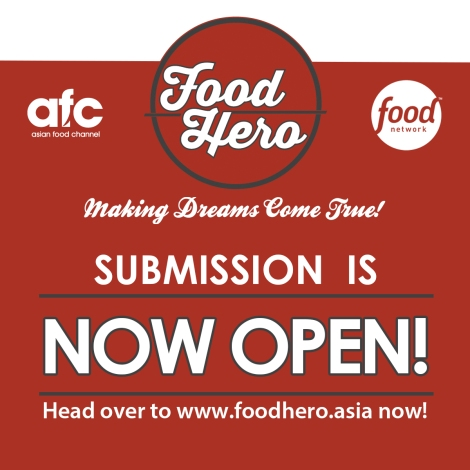 Food Hero_Submissions now open