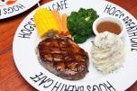 Hickory Smoked Prime Rib Steak