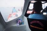 Ikan adalah komoditi utama di Kepulauan Anambas. Di sinilah kapal-kapal pencuri ikan pernah diledakkan.