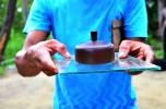 Olahraga paling populer di Kepulauan Anambas: gasing!